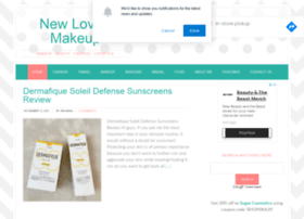 www.newlove-makeup.com Visit site