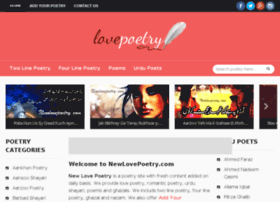 newlovepoetry.com