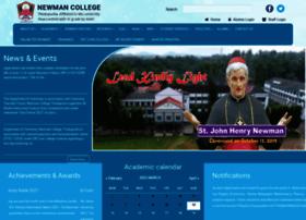 newmancollege.ac.in