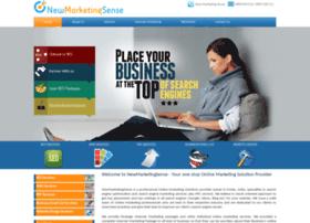 newmarketingsense.com