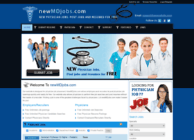 newmdjobs.com