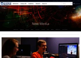 newmedia.umaine.edu