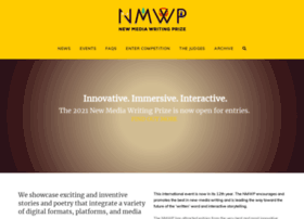 newmediawritingprize.co.uk