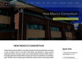 newmexicoconsortium.org