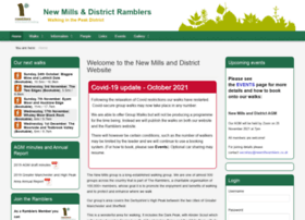 newmillsramblers.co.uk