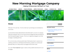 newmorningmortgage.com