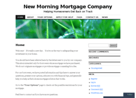 newmorningmortgage.wordpress.com