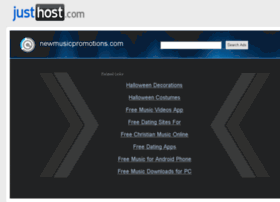 newmusicpromotions.com