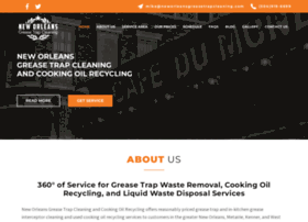 neworleansgreasetrapcleaning.com