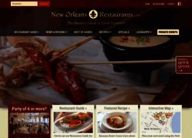 neworleansrestaurants.com