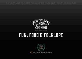 neworleansschoolofcooking.com