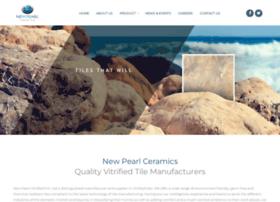 newpearlceramics.com