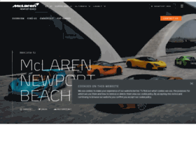 newportbeach.mclaren.com
