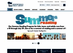 newportbeachlibrary.org
