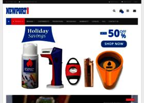 newportbutane.com
