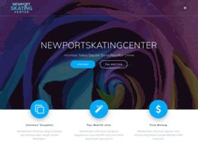 newportskatingcenter.com