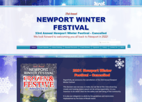 newportwinterfestival.com