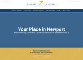 newportyachtingcenter.com
