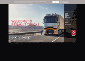 newrange.renault-trucks.com