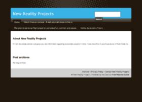 newrealityprojects.devhub.com
