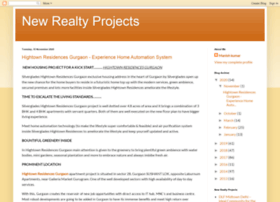 newrealtyprojects.blogspot.in