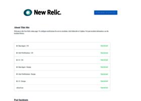 newrelic.statuspage.io