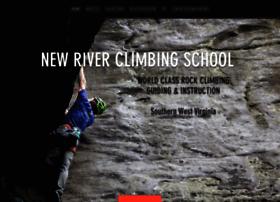 newriverclimbingschool.com
