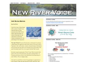 newrivervoice.com