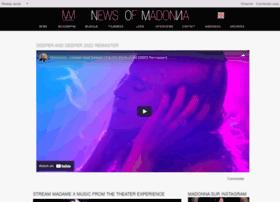 news-of-madonna.com