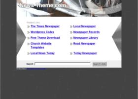 news-theme.com