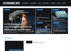 news.astronomie.info