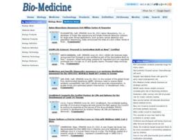 news.bio-medicine.org