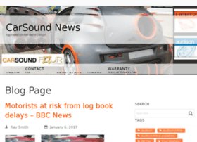 news.carsound.co.uk