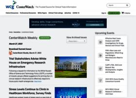 news.centerwatch.com