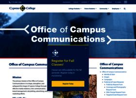 news.cypresscollege.edu
