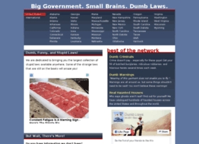 news.dumblaws.com