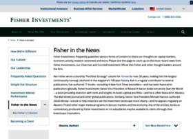 news.fisherinvestments.com