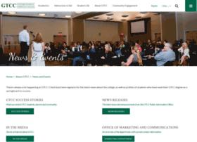 news.gtcc.edu
