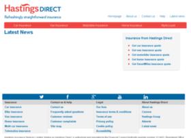 news.hastingsdirect.com