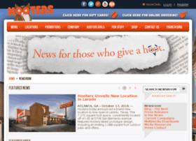 news.hooters.com