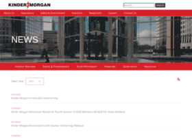 news.kindermorgan.com