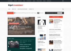 news.legalexaminer.com