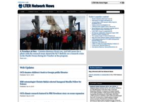 news.lternet.edu