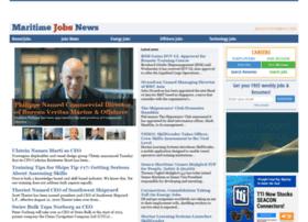 news.maritimejobs.com