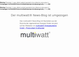 news.multiwatt.de