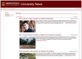news.mwsu.edu