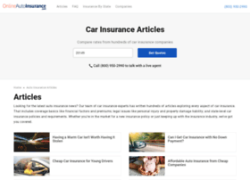 news.onlineautoinsurance.com