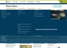 news.oregonmetro.gov