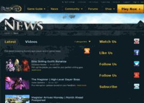 news.runescape.com