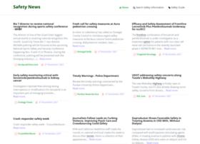 news.safetyinfo4u.com